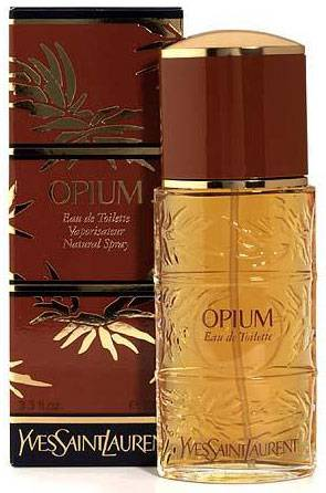 Yves Saint Laurent - Opium Black, отдушка