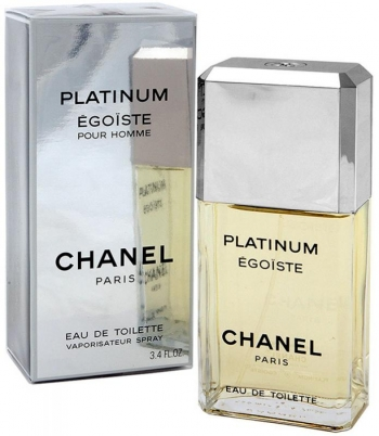 Chanel - Egoiste Platinum (man), отдушка